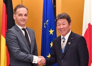 Japan-Germany Foreign Ministers' Meeting 2