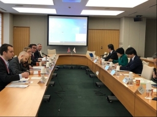 The 4th Japan- the UK Counter-Terrorism Dialogue