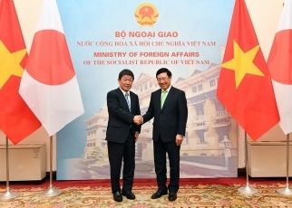 (photo) Foreign Minister Motegi visited Viet Nam, Thailand