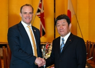 The Eighth Japan-UK Foreign Ministers' Strategic Dialogue 1