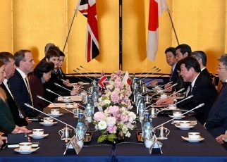 The Eighth Japan-UK Foreign Ministers' Strategic Dialogue 2