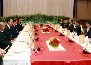 Japan-Laos Foreign Ministerial Working Dinner