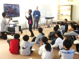 (photo 7) Exchange with Penrith Elementary School