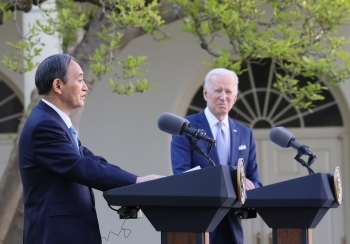 Japan-US Joint Press Conference