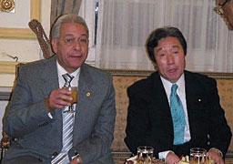 外務省: 宇野治外務大臣政務官の...