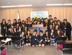 横浜市立横浜商業高等学校制服画像