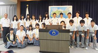 富山県立南砺総合高等学校井波高...