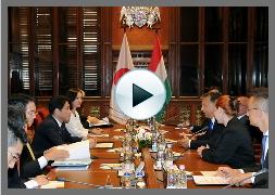 Foreign Minister Kishida's Visit to Hungary and Ukraine (YouTube)