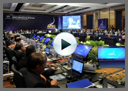 Foreign Minister Kishida Attends APEC Ministerial Meeting (YouTube Video)