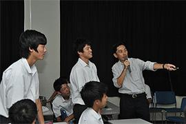 平成25年度(2013年度)高校講座 福山高等学校 | 外務省