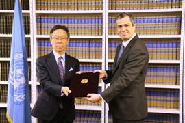 障害者の権利に関する条約」の批准書の寄託|外務省