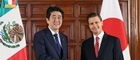 安倍総理のメキシコ訪問