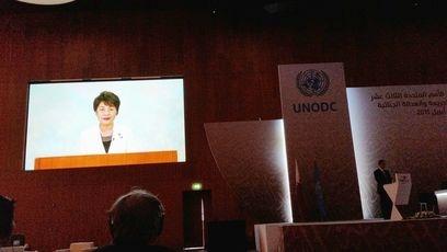国際組織犯罪に対する国際社会と日本の取組