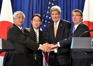 日米安全保障協議委員会(「2+2...