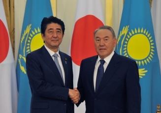 安倍総理大臣のカザフスタン訪問|外務省