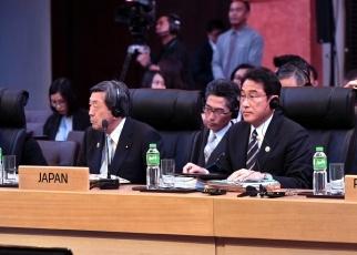 岸田外務大臣のアジア太平洋経済協力(APEC)閣僚会議出席 外務省