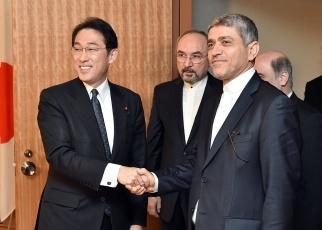 イランの外務大臣