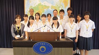 北九州高等学校制服画像