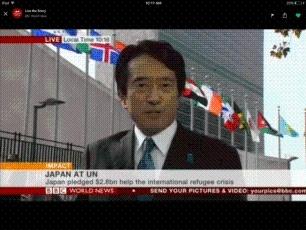 BBCワールドニュース「Impact an...