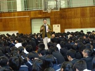 愛知県立高蔵寺高等学校
