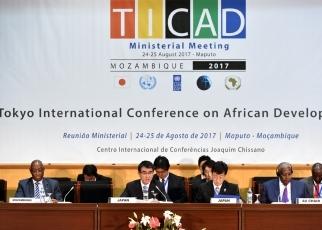 アフリカ開発会議(TICAD)閣僚...