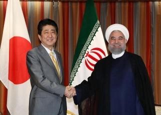 日・イラン首脳会談   外務省