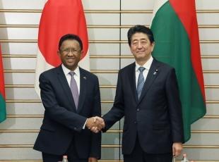 マダガスカル 大統領