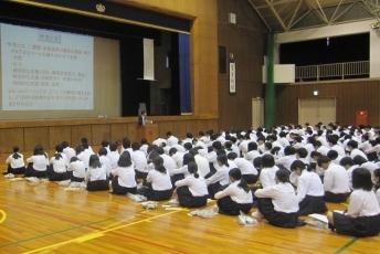 ホームページ 新宮 高校