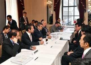 日・太平洋同盟閣僚級会合 | 外...