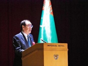 中西外務大臣政務官のトルクメニスタン永世中立25周年記念式典出席|外務省