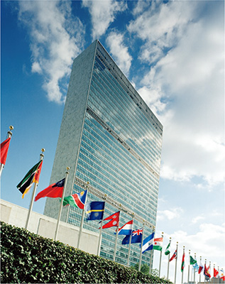 外交青書 2018 | 5 国際連合(国連)における取組 | 外務省