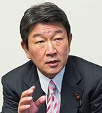 (写真)茂木外務大臣