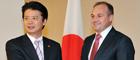 ホジャイ・コソボ共和国外務大臣の来日
