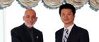 カルザイ・アフガニスタン大統領の来日