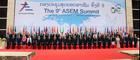 野田総理大臣の第9回ASEM首脳会合等出席