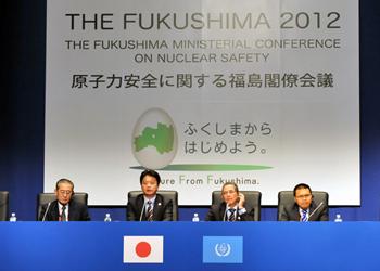 (写真)原子力安全に関する福島閣僚会議(平成24年12月15日〜17日)