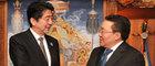 安倍総理大臣のモンゴル訪問