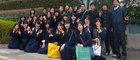 平成24年度(2012年度)「小中高生の外務省訪問」