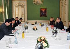 外務省: 高村大臣とソラナEU共通...