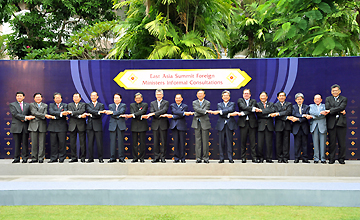 (photo) The 10th ASEAN+3 Foreign Ministers Meeting