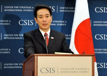 Foreign Minister Maehara