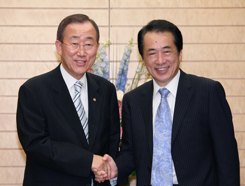 Mr. Ban Ki-Moon, Secretary-General of the United Nations(photo)