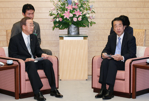 Mr. Ban Ki-Moon, Secretary-General of the United Nations(photo)