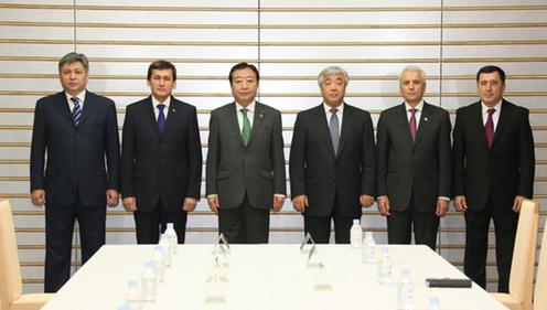 外務省:「中央アジア+日本」対...