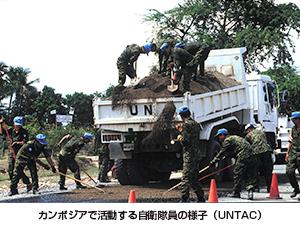 外務省: 国連PKOを通じた日本の...