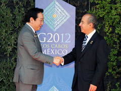 (photo)G20 Los Cabos Summit-1