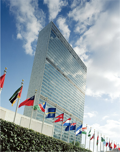 5 Japan's Efforts at the United Nations (UN)