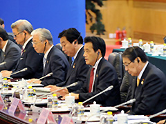 [photo] the Third Japan-China High-Level Economic Dialogue 1
