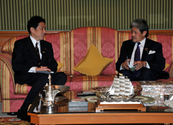 (Photo) Japan-Brunei Foreign Ministers' Meeting & Luncheon (2)
