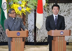 (Photo)Fifth Japan-India Foreign Ministers'' Strategic Dialogue (Overview)-3
